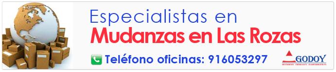 Empresas de mudanzas en Las Rozas