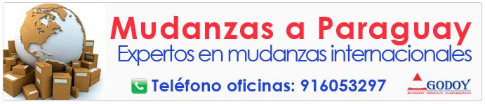 Mudanzas internacionales a Paraguay